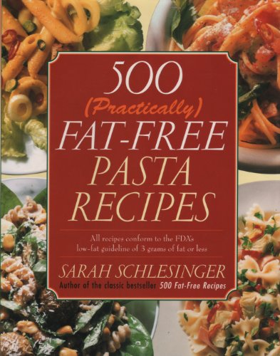 500 practically fat-free pasta recipes