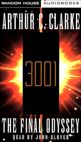 3001: The Final Odyssey (tape cassettes audio book)