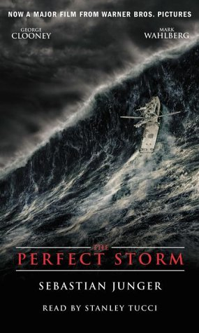 9780679460350: The Perfect Storm : A True Story of Men Against the Sea (Cassette/Abridged)