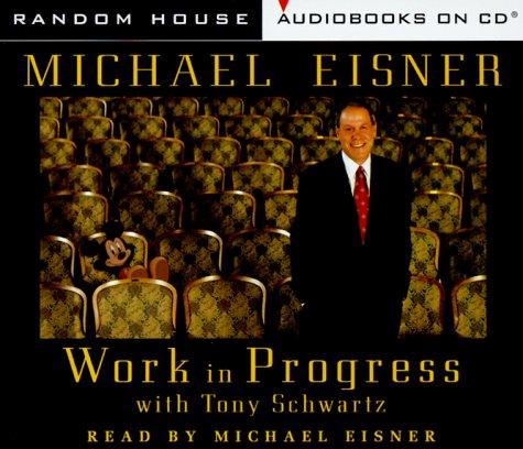 Work in Progress: Eisner, Michael