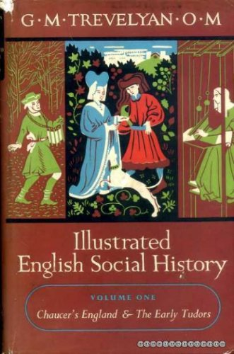 9780679500377: Illustrated English Social History Volume One