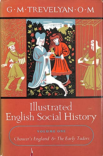 9780679500377: Illustrated English Social History Volume 1