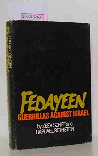 9780679503057: Fedayeen: Guerillas Against Israel,