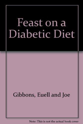 9780679503750: Feast on a Diabetic Diet