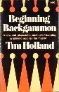 9780679504054: Beginning backgammon