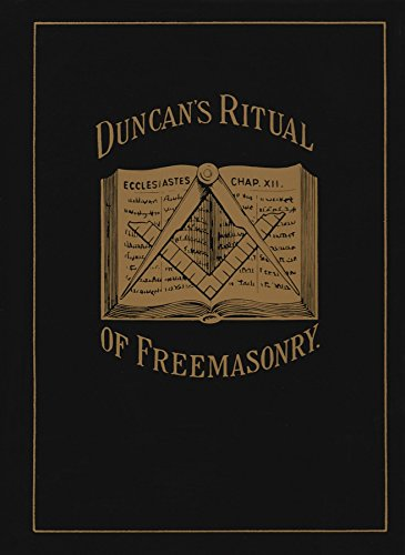 9780679506263: Duncan's Ritual of Freemasonry