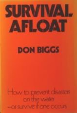 Survival afloat (0679506292) by Don Biggs