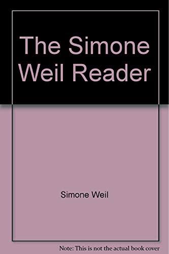 9780679506737: The Simone Weil Reader
