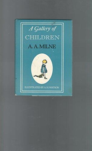9780679506898: A gallery of children
