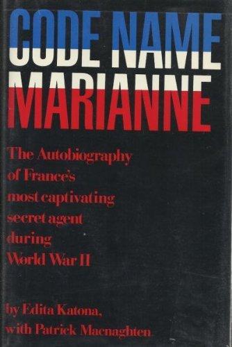 9780679507093: Code Name Marianne
