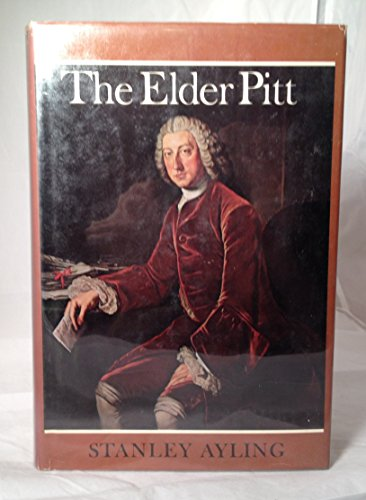 The Elder Pitt: Earl of Chatham 9780679507178 Book by Ayling, Stanley Edward