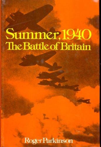 9780679507567: Summer, 1940: The Battle of Britain