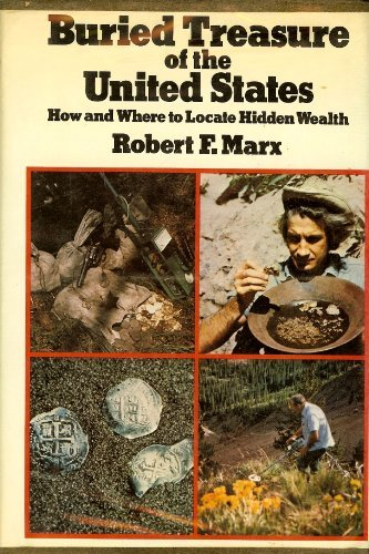 9780679507956: Buried treasure of the United States: How and where to locate hidden wealth
