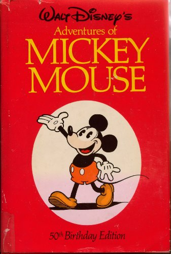 9780679508540: Walt Disney's adventures of Mickey Mouse