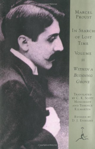 9780679600060: Within a Budding Grove (In Search of Lost Time, Vol 2)
