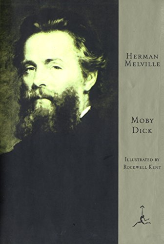 9780679600107: Moby Dick: or the Whale (Modern Library (Hardcover))