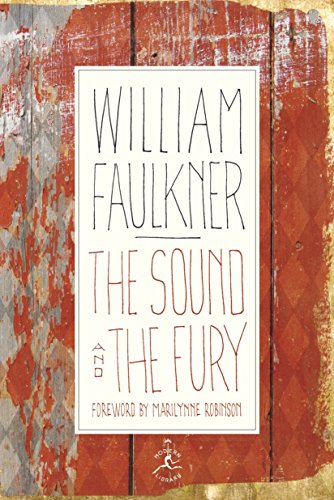 9780679600176: The Sound and the Fury (Modern Library)