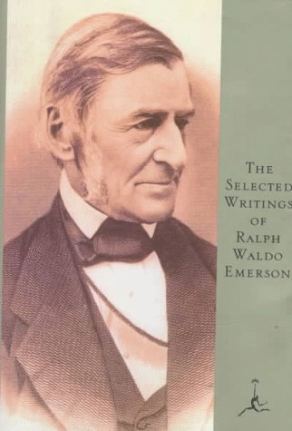 9780679600183: The Selected Writings of R.W. Emerson (Modern Library)