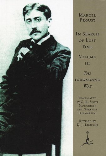 9780679600282: In Search of Lost Time: Guermantes Way v. 3 (Modern Library)