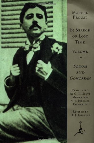 9780679600299: In Search of Lost Time, Volume 4: Sodom and Gomorrah