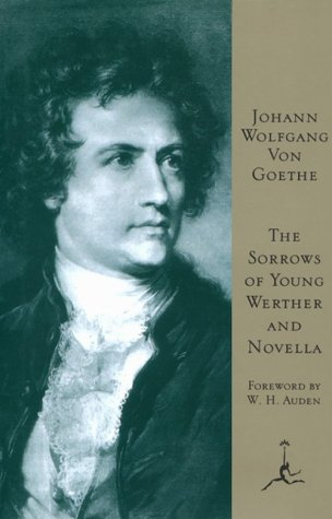 9780679600640: The Sorrows of Young Werther and Novella