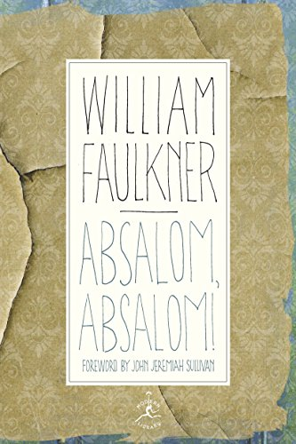9780679600725: Absalom, Absalom! (Modern Library (Hardcover))