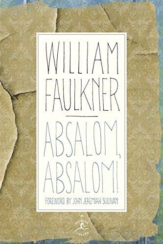 9780679600725: Absalom, Absalom! (Modern Library)
