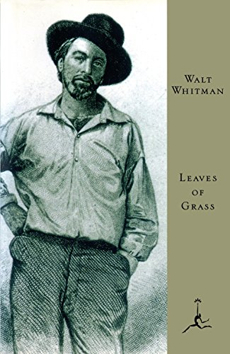 "9780679600763: Leaves of Grass: The ""Death-Bed"" Edition (Modern Library)"