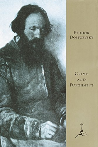 Crime and Punishment (Modern Library): Fyodor Dostoyevsky, Constance