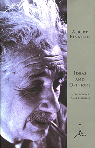 9780679601050: Ideas and Opinions (Modern Library)