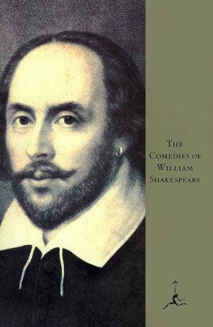 9780679601074: The Comedies of William Shakespeare (Modern Library)