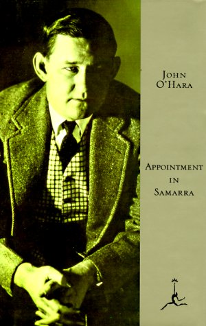 9780679601104: Appointment in Samarra (Modern Library)