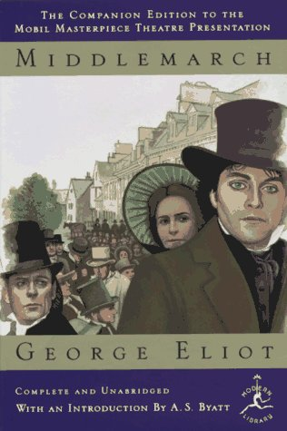 9780679601180: Middlemarch (Modern Library)