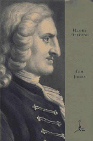 Tom Jones (Modern Library): Henry Fielding