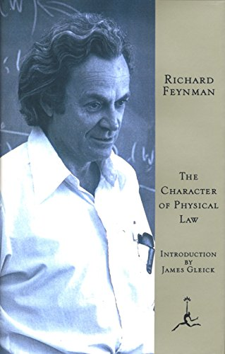 9780679601272: The Character of Physical Law (Modern Library)