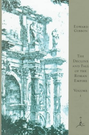 9780679601487: Decline and Fall of the Roman Empire: v. 1 (Modern Library)