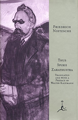 9780679601753: Thus Spoke Zarathustra: A Book for All and None (Modern Library)