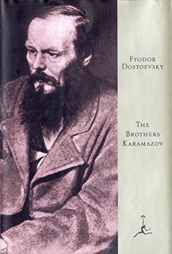 9780679601814: The Brothers Karamazov (Modern Library (Hardcover))