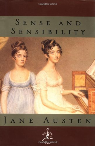 Sense and Sensibility (Modern Library): Austen, Jane