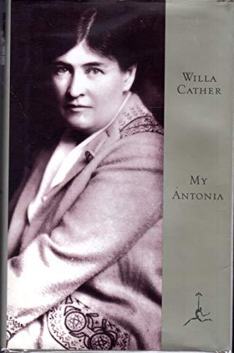 9780679602057: My Antonia (Modern Library)