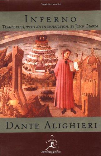 9780679602095: Divine comedy: Inferno v. 1 (Modern Library)