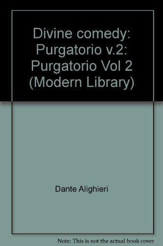 9780679602101: Purgatorio (Modern Library) (Vol 2)