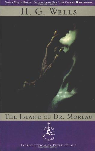 The Island of Dr. Moreau (Modern Library)