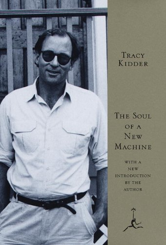 9780679602613: The Soul of a New Machine (Modern Library)