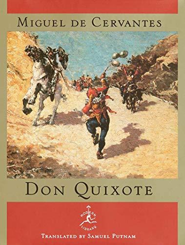 9780679602866: Don Quixote de La Mancha (Modern Library (Hardcover))