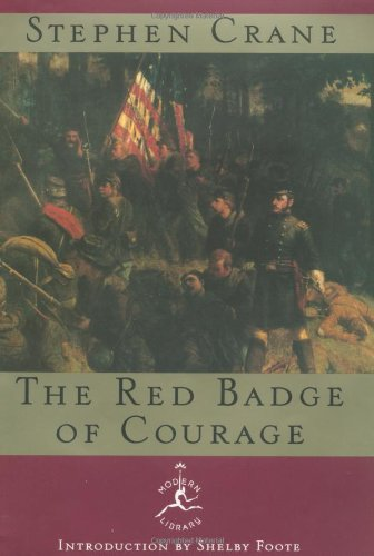 the impact of the civil war in the red badge of courage Free essay: the red badge of courage by stephan crane traces the effects of war on a union soldier, henry fleming, from his dreams of soldiering, to his.