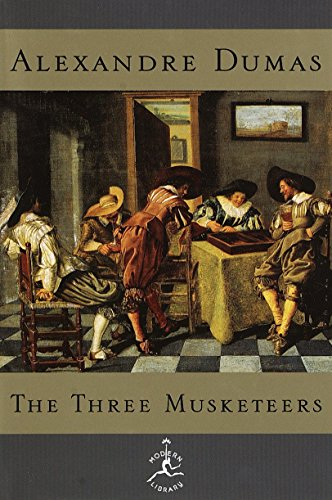 9780679603320: Three Musketeers (Modern Library)