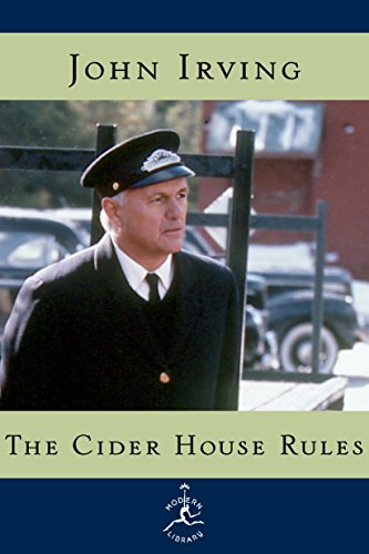 [signed] The Cider House Rules