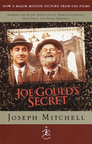 9780679603399: Joe Gould's Secret (Tie-in Edition) (Modern Library)