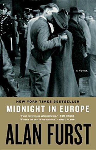 9780679604235: Midnight in Europe: A Novel